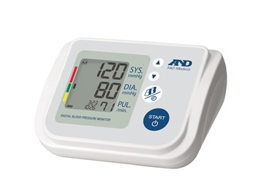 Automatic Digital Blood Pressure/Pulse Monitor