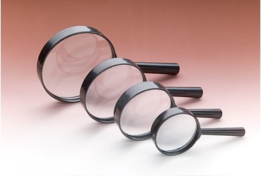Magnifying Reading Glass 2.5""