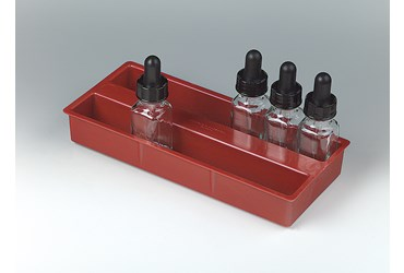 Dropping Bottle Tray for 15 mL Bottles