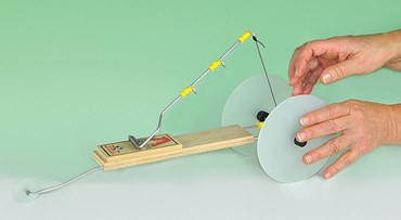 Mousetrap Cars Physical Science and Physics Guided-Inquiry Kit