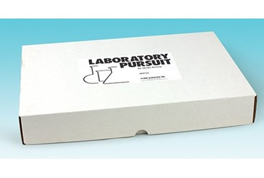 laboratory game, chemical concepts, safety situations
