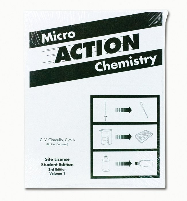 Micro Action Chemistry Lab Manuals