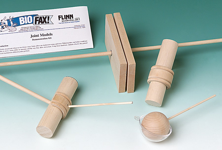 Joint Models Demonstration Kit