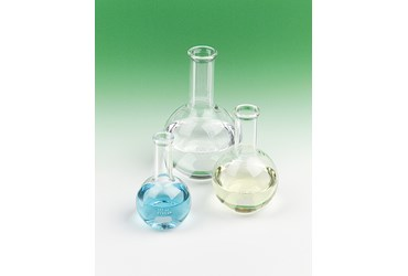 Flat Bottom Boiling Flask 125 mL