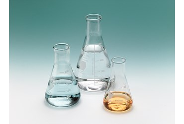 Borosilicate Glass Erlenmeyer Flask 125 mL Economy Choice